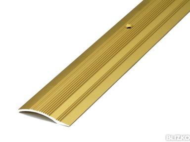 Порог-кант АЛ-003 Дуб золото 1м