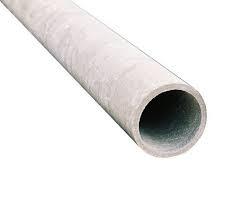 Труба а/ц ф100 L 3950 мм  ВЕС 17 КГ