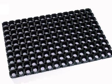 Коврик ячеистый 16мм  80х120 черный