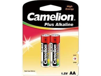 Батарейка пальчиковая Camelion Alkaline bl-2