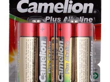 Батарейка большая LR-20 Camelion Alkaline блистер-2шт