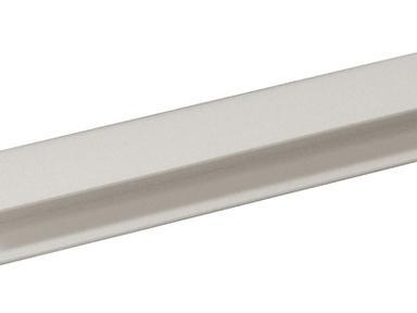 Профиль ПВХ Соединительный 8-10 мм, 3м белый