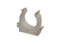 Крепление трубы мет/пл на 20 мм (5шт)
