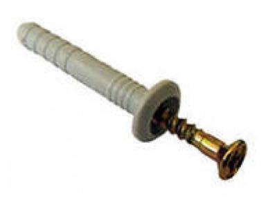 Дюбель гвоздь  8х80 мм потай (100шт)