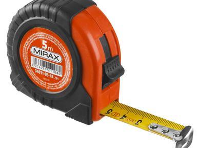 Рулетка 5м х18мм (без магнита)  MIRAX