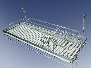 Полка-сушилка для посуды 630х260х280мм