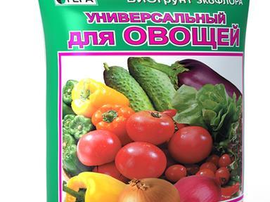 """БиоГрунт """"Уиверсальный для овощей"""" 10л"""
