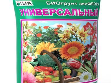 """БиоГрунт """"Универсальный"""" 10л"""