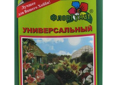 """ФлорГумат """"Универсальный"""" 0,5л"""