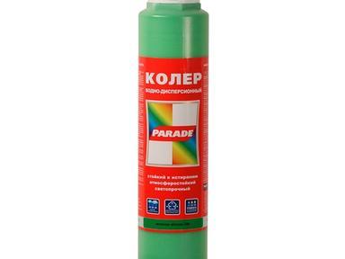 """Колер """"PARADE"""" 0,75 л темно-зеленый"""