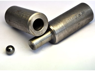 Петля точеная ф28, L=140 мм