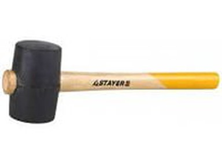 Киянка STAYER 55мм, 0,34кг деревян.ручка 20505-55