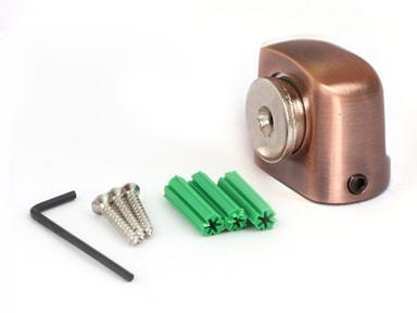 Упор дверной Apecs DS-2751 медь