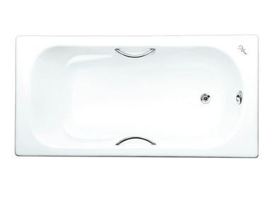 Ванна чугунная 1700*750*420 с ручками + комплект ножек MARONI COLOMBO