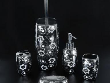 Набор для ванной керамика, 5 пред. ST-B35057