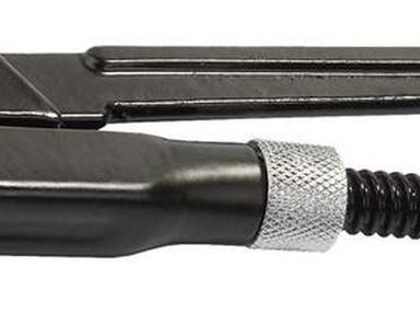Ключ трубный рычажный прямые губки №2 1,5 STAYER