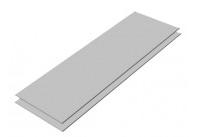 Элемент пола из ГВЛ влаг. (20х600х1200 мм) 52,5м/кв