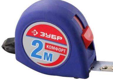 Рулетка 2х16мм (без магнита) ЗУБР