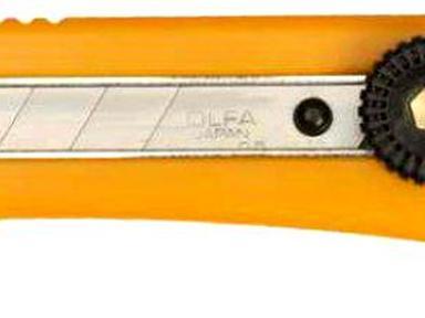 Нож 18 мм OLFA (OL-L-2) OL-L-2