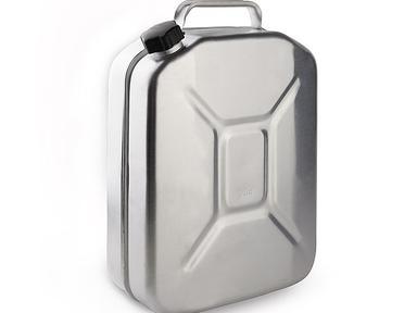 Канистра  металл д/бензина 20л