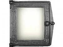 Дверка топочная ДТ-4С под стекло 250х280 Рубцовск