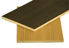 Детали мебельные 16х400х1800 мм (орех)