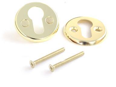 Накладка цилиндровая Apecs DP-C-06 G золото