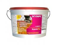 Мастика термостойкая Боларс Kamin-Fix 3кг универсальная клеящая
