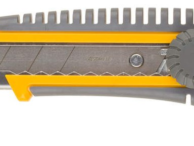 Нож 25 мм с сегментир, лезвием Stayer