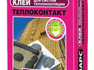 "Клей ""БОЛАРС"" ТЕПЛОКОНТАКТ 25кг"