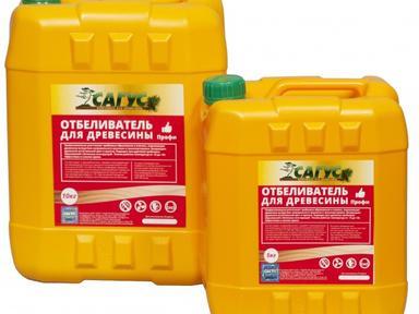 Отбеливатель Сагус 10кг ПРОФИ -20* для древесины,бетона