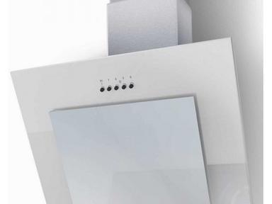 Вытяжка кухонная наклонная MINI 600 WHITE LEX