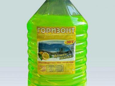 Авто жидкость Горизонт -30* 5л
