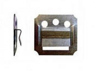 Кляймер 2,0 мм для панелей МДФ (100шт)