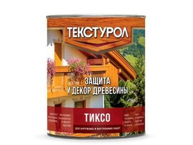 Текстурол тиксо 1л бесцветный деревозащитное средство