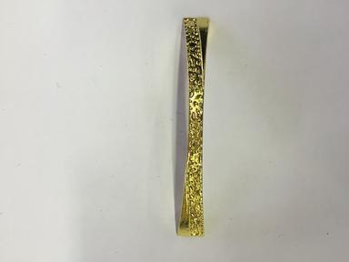 Ручка мебельная 2389 золото