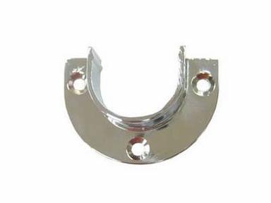Штангодержатель полумесяц хром  d25