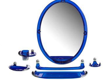 Набор для ванной Вива шарм синий
