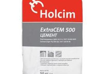 Цемент М-500 50 кг ПЦ500-I 42.5 H Д20 (Коломна)
