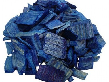 Щепа декоротивная (синяя) 60л
