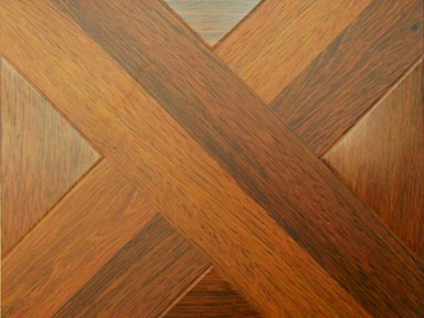Ламинат Hessen Floor/Grand  Благородный орех 1200*400*12мм (1уп.-2,4кв.м) 33 кл.