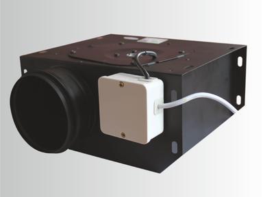 Вентилятор центробеж, канальный STELS 125