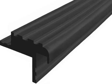 Резина для ступеней черная