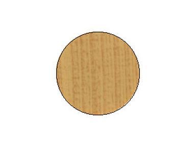 Заглушка-самоклейка ольха d=14мм