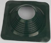Универсал. проход на крышу ф200-300 прямой зеленый