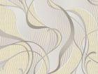 5645-01 Обои 0,53*10 м винил Водограй 2 желт- коф