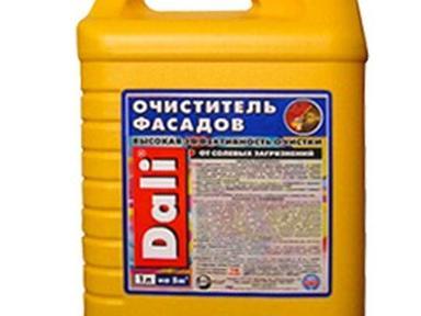 """Очиститель фасадов """"DALI"""" 5 л"""