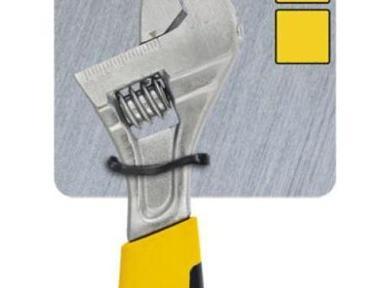 Ключ разводной 300мм 0-35мм TOPEX