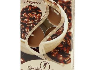 """Свеча в гильзе 12гр. """"Экспрессо"""" (6шт/уп)"""