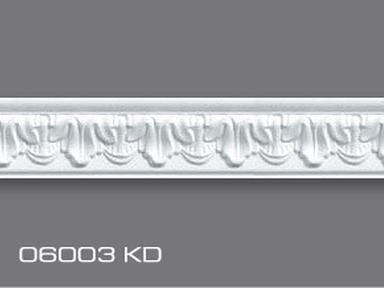 Плинтус потолочный 06003 KD